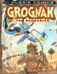 Grognak May Issue Book - Fallout 4