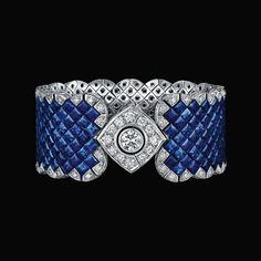 Bracelets – Page 4 – Modern Jewelry High Jewelry, Modern Jewelry, Vintage Jewelry, Unique Jewelry, Chanel Jewelry, Jewelry Bracelets, Jewellery, Sapphire Bracelet, Tiffany Jewelry