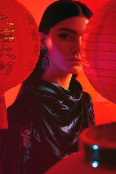 """8150be5594c Check out this  Behance project  """"Chinese New Year Fashion Campaign for Au  Pont"""