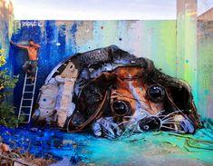 Bordalo II street art