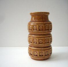 West German Pottery Scheurich Vase Form 268 by Modernera
