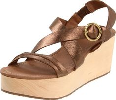 Amazon.com: Fossil Women's Summer Wedge Sandal: Shoes