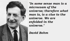David Bohm proposed an opponent to the Many Worlds Interpretation, known as Bohmian Mechanics.