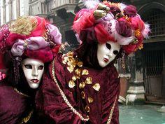 Carnevale di Venezia: costumi  e immagini più belle delle maschere veneziane