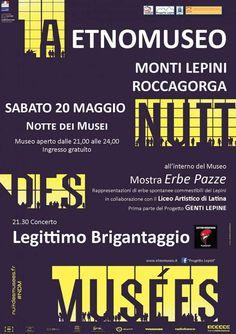 Notte dei Musei 2017 - Roccagorga