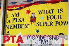 PTA Membership Drive - 32 Turns