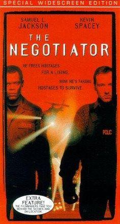 #TheNegotiator - decent action movie..