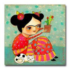 Risultati immagini per caricatura frida kahlo Diego Rivera Art, Frida And Diego, Frida Art, Pop Art, Wedding Art, Naive Art, Mexican Art, Henri Matisse, Claude Monet