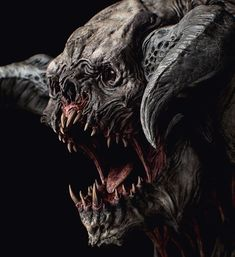 Creature 3d, Creature Concept, Creature Feature, Creature Design, Fantasy Rpg, Dark Fantasy Art, Dungeons And Dragons Art, Cool Monsters, Dark Art Drawings