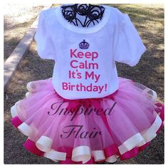 Hey, I found this really awesome Etsy listing at https://www.etsy.com/listing/193195557/first-birthday-tutu-keep-calm-its-my