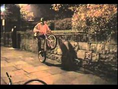 Trials Video of the day - Zoo Video 11 - #Bike #Trials  Hans Rey #bicycle #tricks #TBT