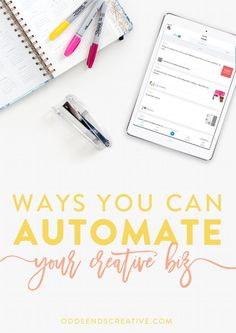 This year, I'm choosing to focus on developing systems of productivity and management to ensure that all of my clients for both businesses are taken care of. I'm also making sure that I can set up automation systems in order to free up some time....