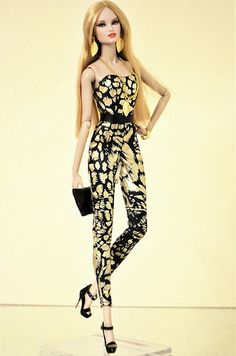 """ Galoden Galore"" Erin Fashion Royalty | por Tess-Creations2010"