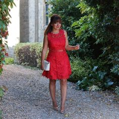 Mission;Style: The Little Red Dress...