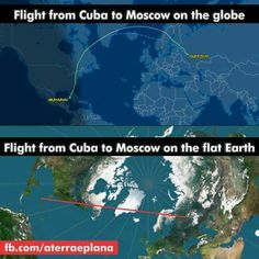 Y'all plane routes dont prove the earth is flat omfg you'd run out of gas if you didn't fly up and across