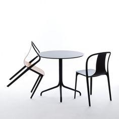 Belleville Armchair - Plastic