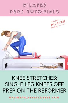 Often during Knees Off we lose the long spine flexion. Try this if that's something you need to focus on or if you're struggling to keep your knees hovering. #pilates #pilatesexercises #pilatesreformer #pilatesvideo #pilatestutorials Toning Workouts, Fit Board Workouts, Fitness Exercises, Pilates Workout, At Home Workouts, Fitness Tips, Health Fitness, Pilates Body, Pilates Video