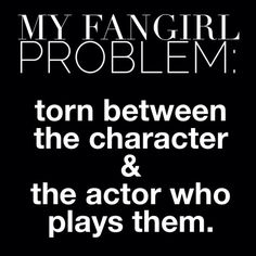 My Fangirl Problems. Tom and Benedict