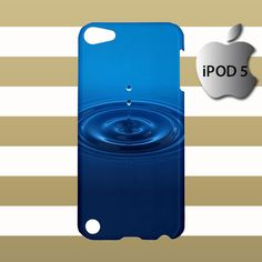 Water Drops iPod 5 5g 5th Touch Case Cover Hardshell