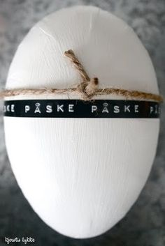 DYMO Label Easter Eggs ♥