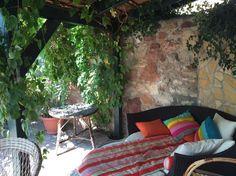 Terrace Palóznak