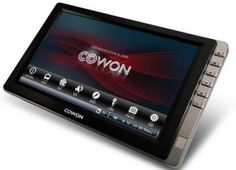 Cowon N3. 7 inch screen, GPS, killer industrial design, DMB support and supported every codec under the sun. For 2007, it was quite lust worthy.
