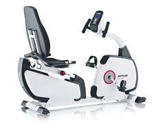 Kettler USA Gyro R Recumbent Exercise Bike 7629-000