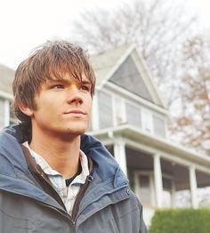 "cute sweet lil season 1 Sam Winchester ~ Jared Padalecki in Supernatural s01e12 ""Faith"""