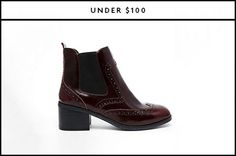 The Best Fall Ankle Boots For Every Budget
