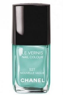 Chanel Nouvelle Vague, one of the best colours ever created, I still have it in my collection!!