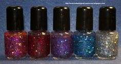 Pretty & Polished Tattoo Sparkle Collection
