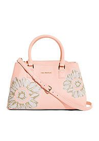 Vera Bradley La Fleur Emma Satchel is a perfect gift for Mother's Day! Give mom what she wants this year!