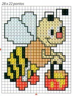 123 Cross Stitch, Small Cross Stitch, Cross Stitch Cards, Cross Stitch Designs, Cross Stitching, Cross Stitch Embroidery, Cross Stitch Patterns, Pixel Crochet Blanket, Tapestry Crochet