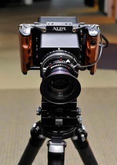 Alpa Camera Medium Format