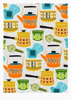 print & pattern | patrick edgeley