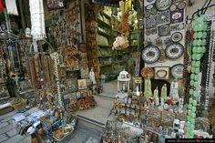 Market in Jerusalem Israel