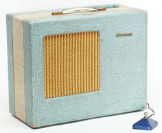 1963 Watkins Westminster Amp