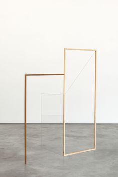 JONG OH: line sculpture