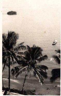 POSTAL FOTOGRÁFICA DE SANTA ISABEL, GUINEA ECUATORIAL, CIRCULADA AÑO 1949 - Foto 1