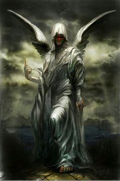 Ángel celta.