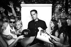 G-Eazy has modeled his career after other rappers.