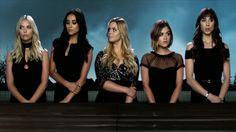 Behold the Epic New Pretty Little Liars Opening Title Sequence?Plus, See All the Girls Shh! | E! Online Mobile