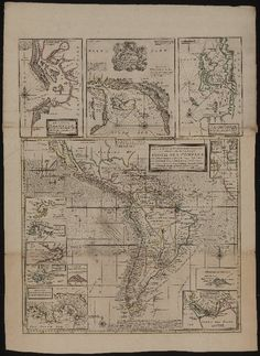 A new & exact map of the coast, countries and islands within the limits of ye South Sea Company : from ye River Aranoca to Tierra del Fuego, and from there through ye South Sea to ye north port of California, &c. ; with a view of general and coasting trad · Moll, Herman, d. 1732 · 1726 · Albert and Shirley Small Special Collections Library, University of Virginia.