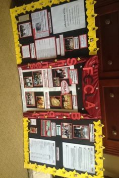 Nationals2013(: Chapter show case display