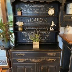 Rub On Transfers For Furniture Furniture Decals ReDesign Dream Furniture, French Furniture, Furniture Projects, Furniture Makeover, Diy Furniture, Upcycled Furniture Before And After, Repurposed Furniture, Chalk Paint Furniture, Black Painted Furniture