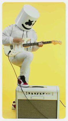 Marshmello Marshmello Wallpapers, Nothing But The Beat, Knife Party, Itslopez, Best Dj, Alan Walker, Sailor Jupiter, Dubstep, Electronic Music