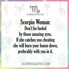 1951 Best My Scorpio Side Images In 2019 Scorpio Quotes Scorpion