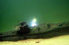 U-boat diorama by André Kröcher