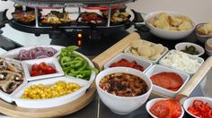 When I first bought my Raclette grill I had no idea we'd use it so much. It's such fun making up your own mad food concoctions! I wrote a ...