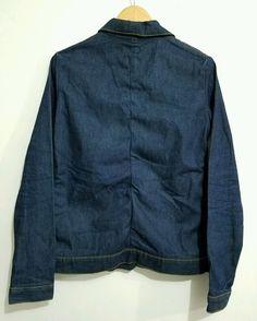HELMUT LANG VINTAGE ARCHIVE 1996 DENIM JACKET SIZE 42   eBay